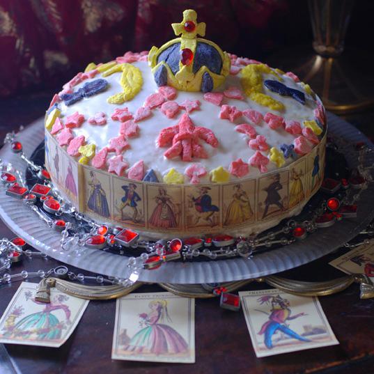 Victorian twelfth night cake recipe