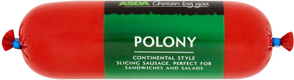 Foods Of England Polony