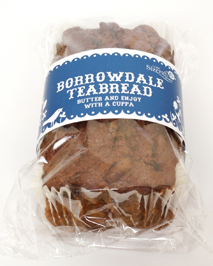 Foods Of England Borrowdale Tea Cake Or Teabread