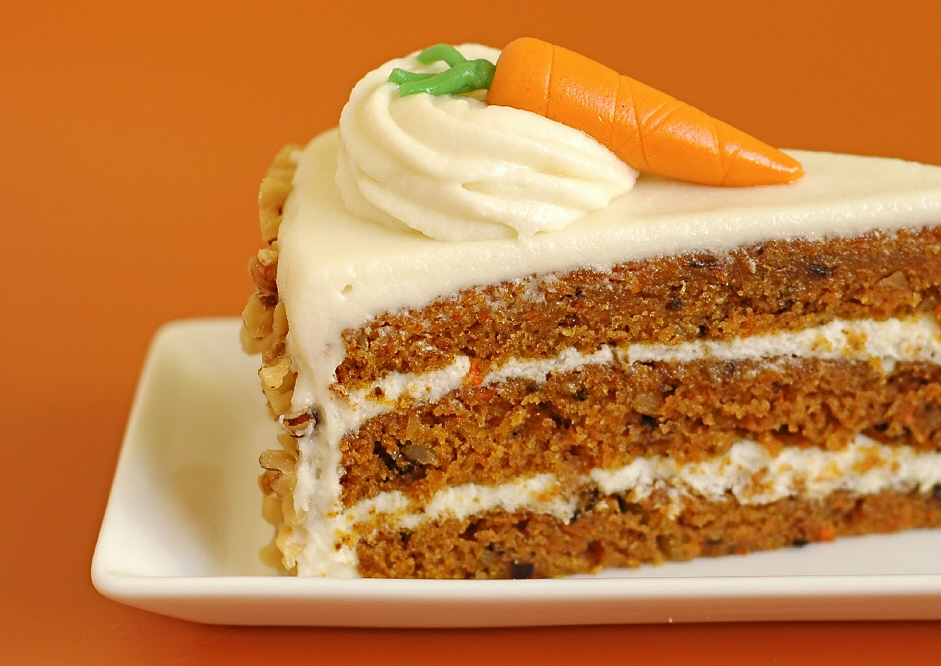 Foods Of England Carrot Cake