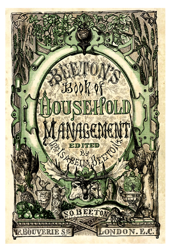 c8687b91f6bdb Foods of England - Beeton s Household Management