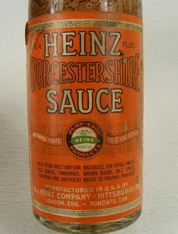 sauce heinz worcester