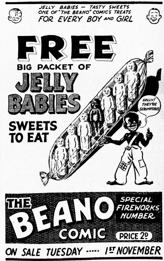 Foods of England - Jelly Babies